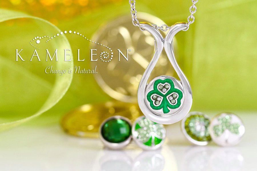 Kameleon interchange necklace