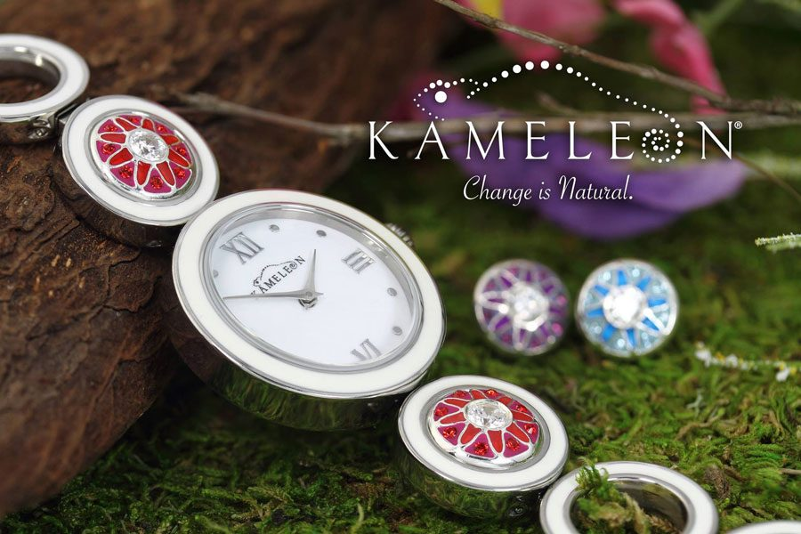 Kameleon interchange watch