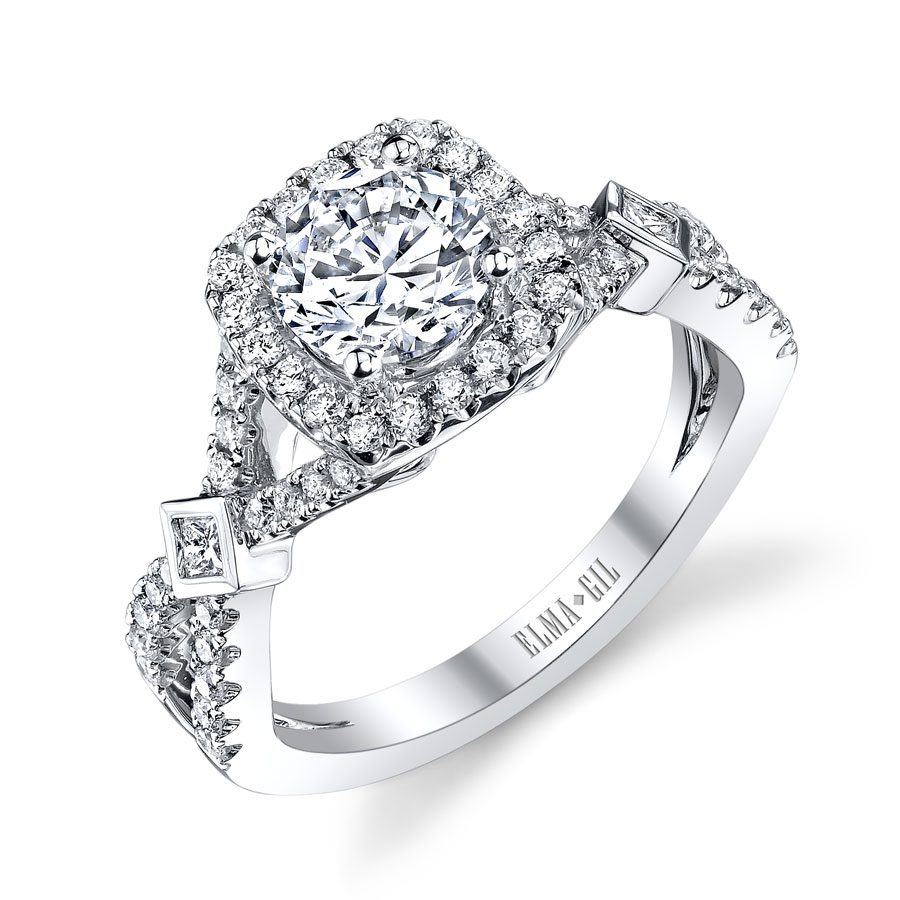 elma gil diamond ring