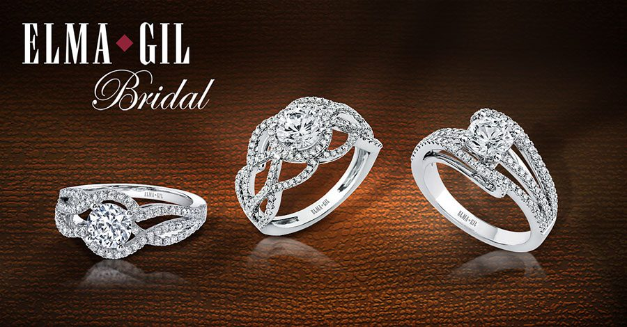 Elma Gil Engagement Rings