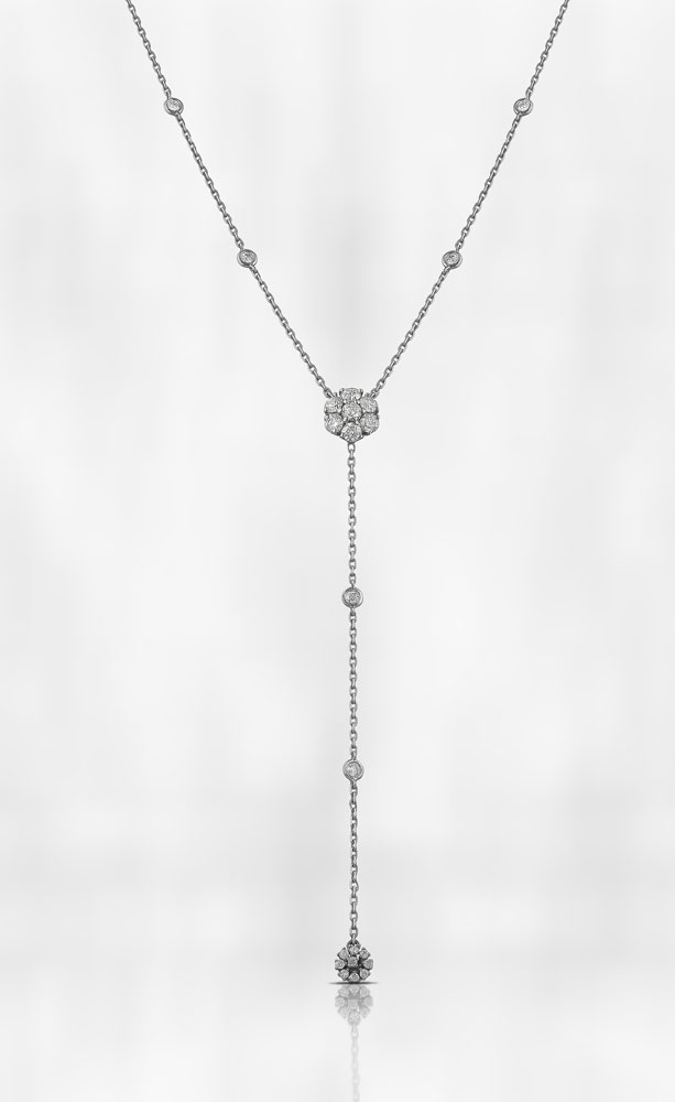custom designed necklace by Eli