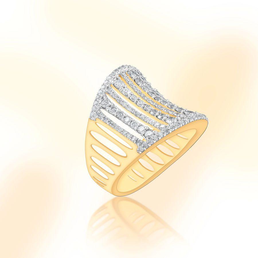 custom designed ring by Eli