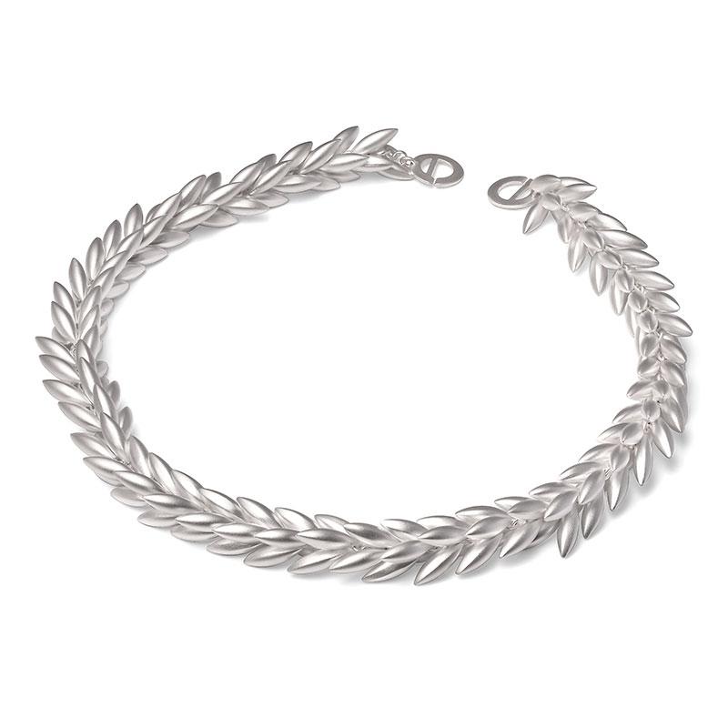 Silver Necklace by Kelim
