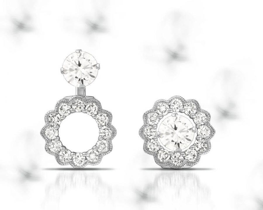 custom earrings eli antypas jeweler