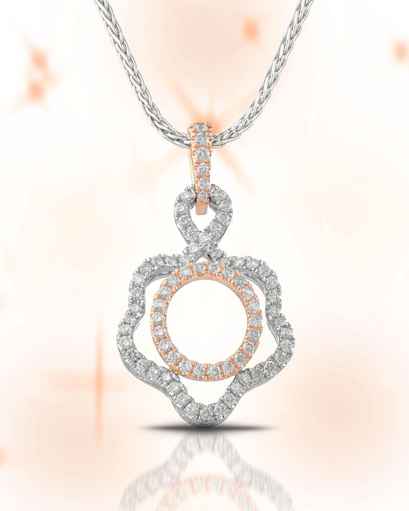 Unique jewelry pendant