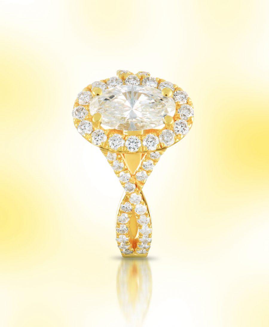 custom designed ring by Eli Antypas